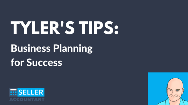 Tyler's Tips: Business Planning for Success