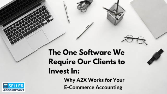 Why A2X Works for Your E-Commerce Accounting