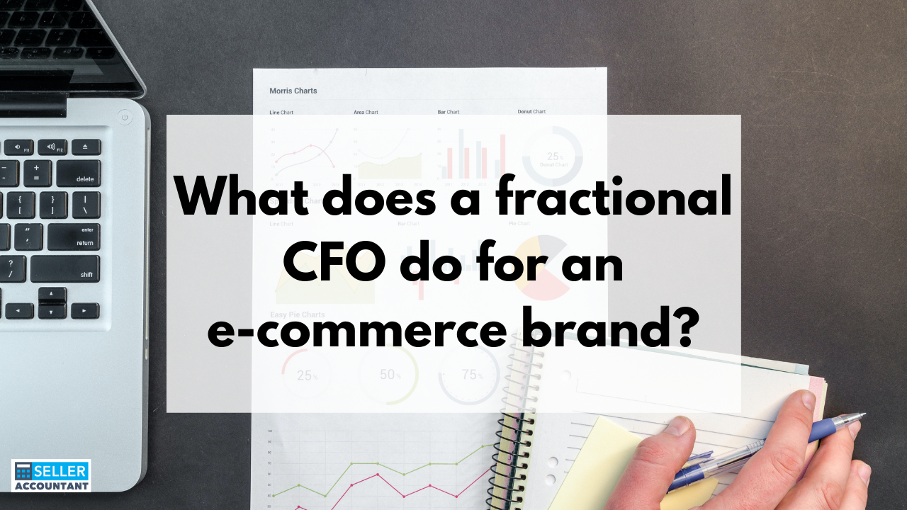 What does a fractional CFO do for an e-commerce brand?