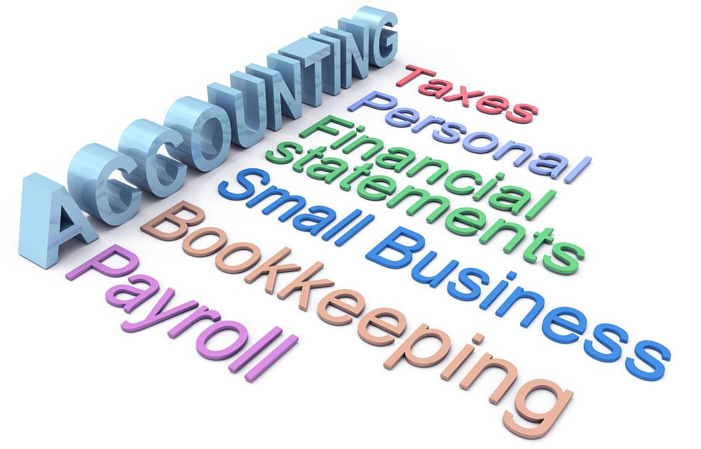 Accounting Services Examples