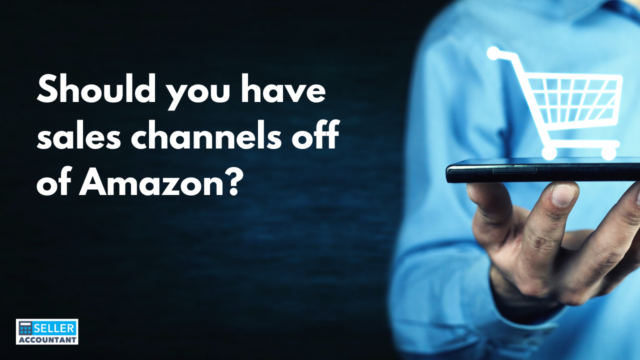 Should you have sales channels off of Amazon?