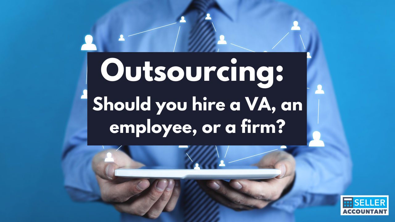 Outsourcing: Should you hire a VA, an employee, or a firm?