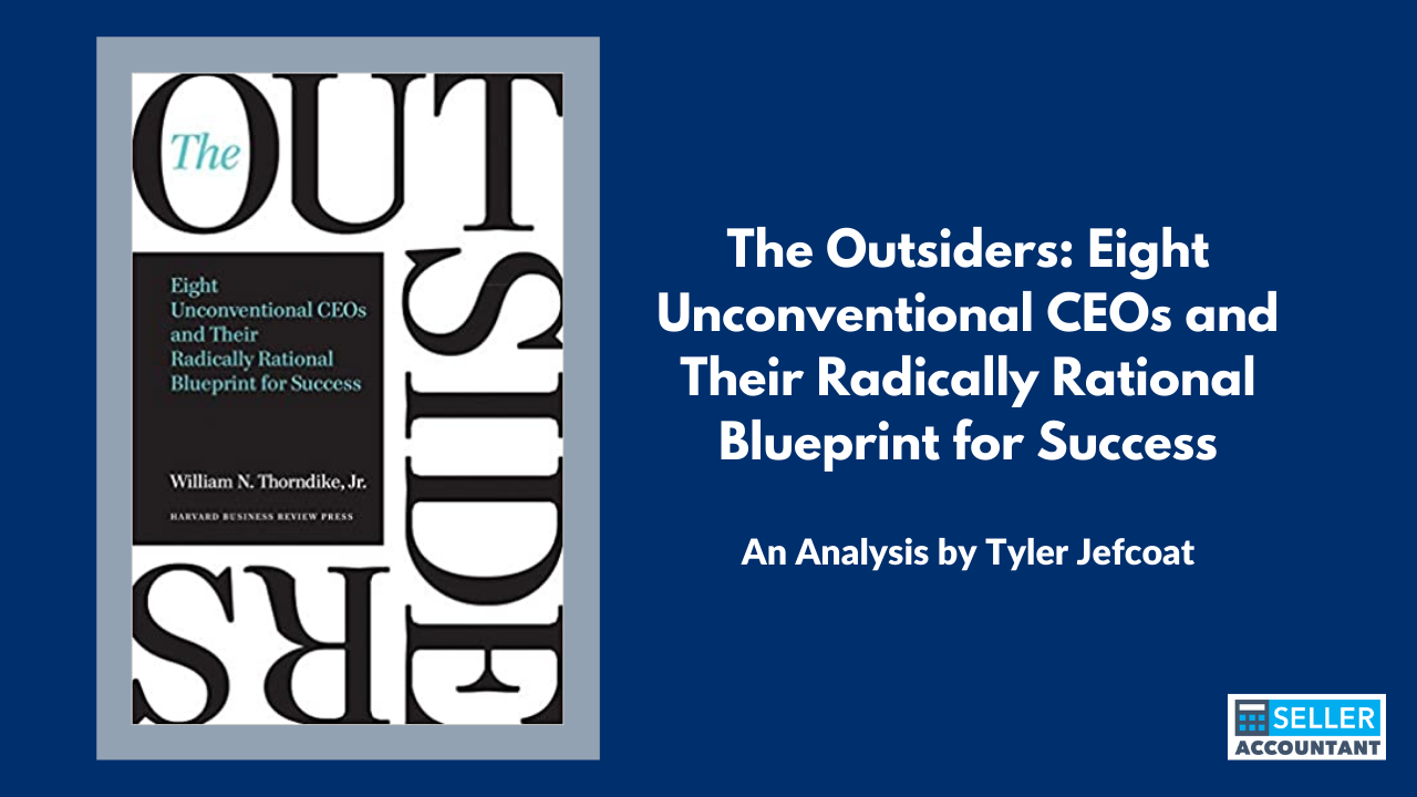 The Outsiders: An Analysis by Tyler Jefcoat