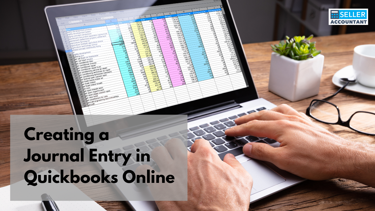 Creating a Journal Entry in Quickbooks Online