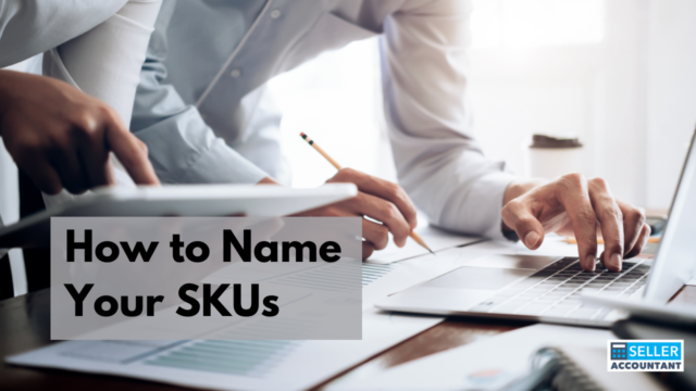 How to Name Your SKUs