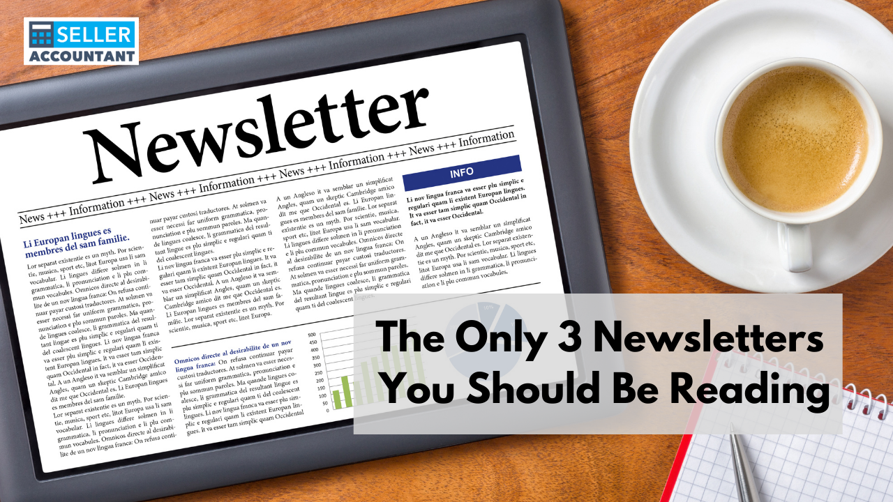 The Only 3 Newsletters You Should Be Reading