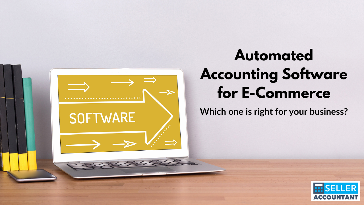 Automated Accounting Software for E-Commerce